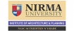Institute of Architecture and Planning- Nirma University
