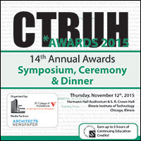 CTBUH 14th Annual Awards Executive Table Sponsor