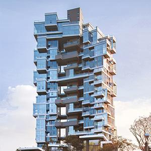 Crystal Laputa Tower 1