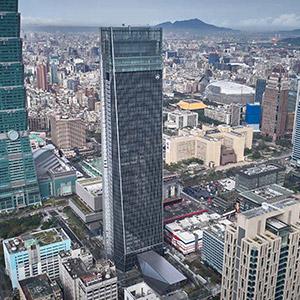 Taipei Nanshan Plaza