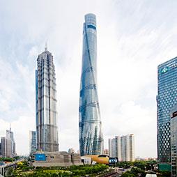 Shanghai - The Skyscraper Center