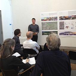 Pratt 5th Year Highrise Design Studio – Midterm Critique