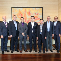 CTBUH Board of Trustees Set the Agenda for 2017