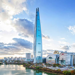 CTBUH Certifies Lotte Tower as Fifth Tallest Building Worldwide