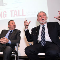First CAF-CTBUH Lecture Series Draws Crowd, Rave Reviews