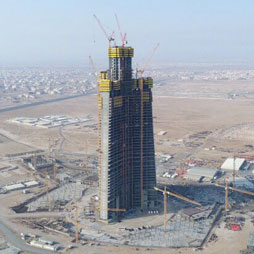 Jeddah tower aktuell