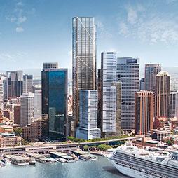 Sydney tallest building