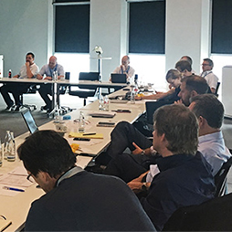 CTBUH Rope-Less, Non-Vertical Elevators Team Holds Second Meeting