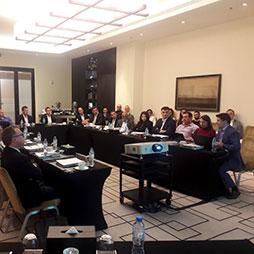 CTBUH Team Travels to Dubai