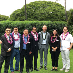 CTBUH Board of Trustees Travels to Hawaii