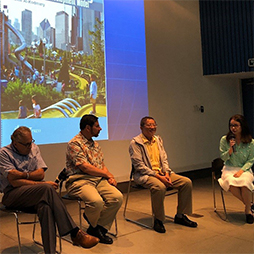 Sustainable Vertical Urbanism Forum