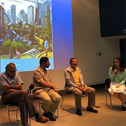 Sustainable Vertical Urbanism Forum
