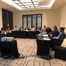 Academic & Teaching Committee Holds Meeting at 2018 Conference