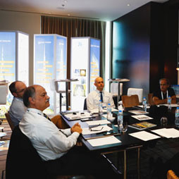 MEP Working Group Holds Kickoff Meeting at CTBUH 2018 Conference