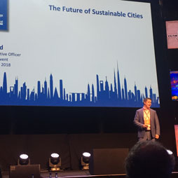 CTBUH Chief Executive Officer Conducts Speaking Tour of London