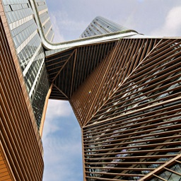 Skybridges: Bringing the Horizontal into the Vertical Realm