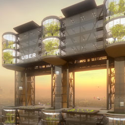 CTBUH Philadelphia Chapter Presents: Uber Sky Tower: The Future of Space