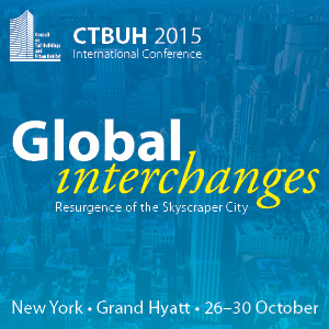 CTBUH 2015 New York Conference Silver+ Sponsor