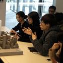 """Network-3D"" High-Rise Design Studio Culminates in Shanghai"