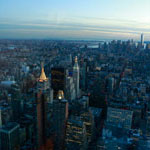 Networking Reception at Empire State Building