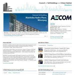 AECOM Member Page
