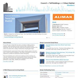 Alimak Member Page