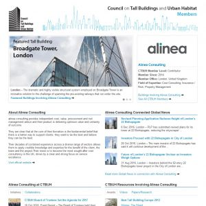 Alinea Consulting Member Page