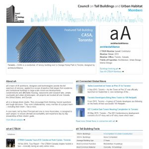 architectsAlliance Member Page