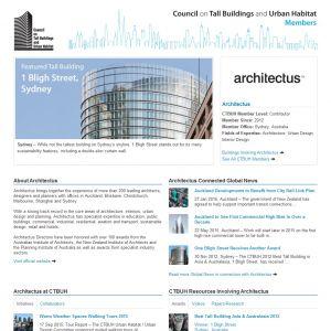 Architectus Member Page
