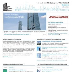 Arquitectonica International Member Page