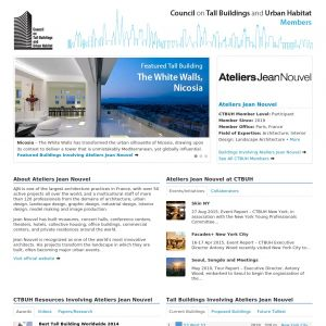 Ateliers Jean Nouvel Member Page