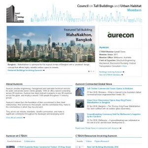 Aurecon Member Page