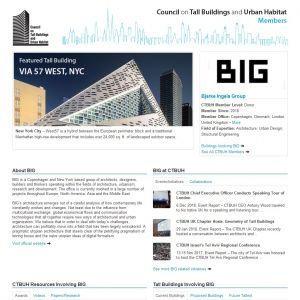 Bjarke Ingels Group Member Page