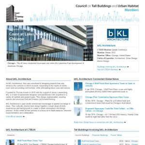 bKL Architecture Member Page