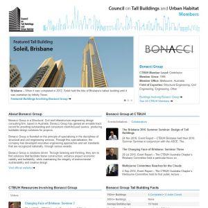 Bonacci Group Member Page