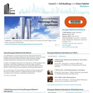 Bouygues Batiment International Member Page
