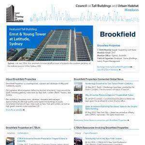 Brookfield Properties Member Page