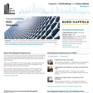 BuroHappold Engineering Member Page