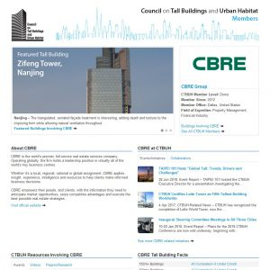 CBRE Group Member Page