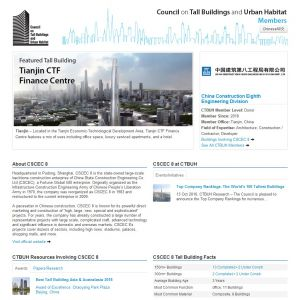 China Construction Eighth Engineering Division Member Page