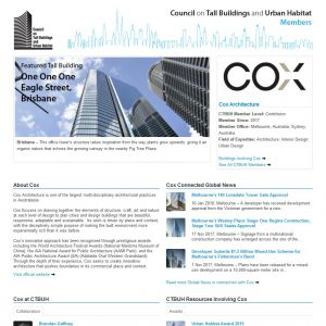 Cox Architecture Member Page