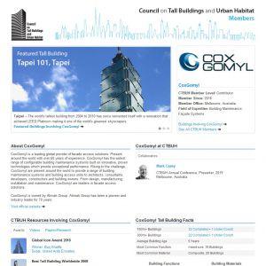 CoxGomyl Member Page