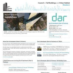 Dar Al-Handasah (Shair & Partners) Member Page