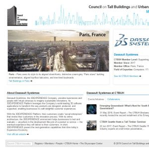 Dassault Systèmes Member Page