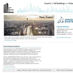 Dassault Systemes Member Page