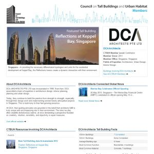DCA Architects Member Page
