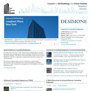 DeSimone Consulting Engineers Member Page