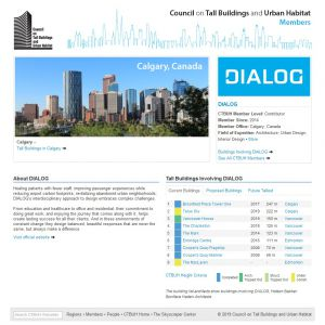 DIALOG Member Page