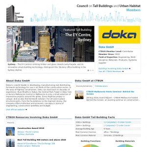 Doka GmbH Member Page