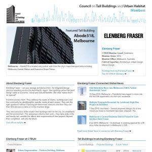 Elenberg Fraser Member Page